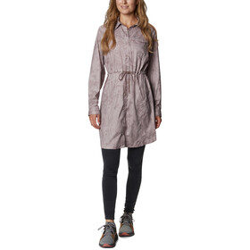 Columbia Silver Ridge Novelty Dress Women, violeta